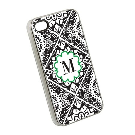 On my wish list.....I pinned this Cosmic iPhone 4/4S Case in Black and White from the Textile Republic event at Joss and Main!