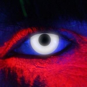 Lenti a contatto colorate Fluorescente Rave