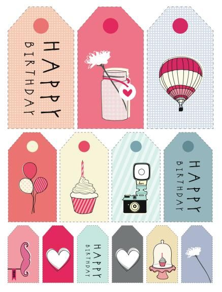 208 best Labels/Tags images on Pinterest | Free printables ...