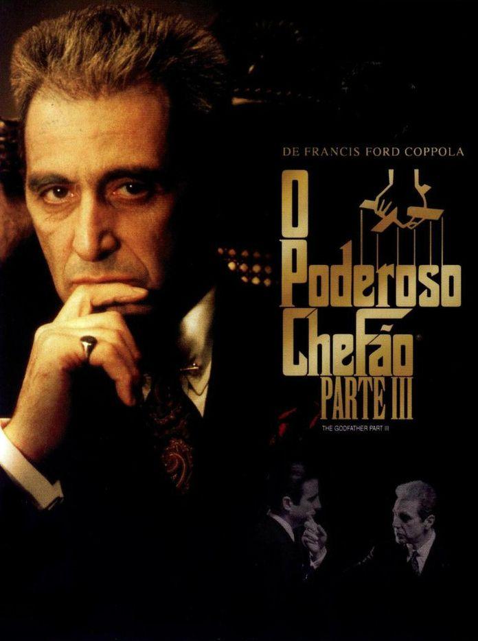 Um filme de Francis Ford Coppola com Al Pacino, Diane Keaton, Andy Garcia, Talia Shire. Nova York, 1979. A Ordem de San Sebastian, um dos maiores títulos dados pela Igreja, é dada para Michael Corleone (Al Pacino), após fazer uma doação à...