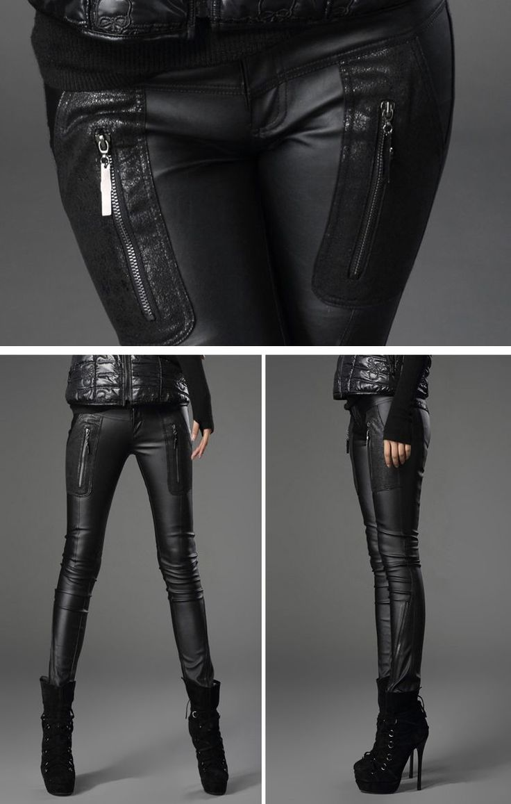 Hunger Lust Pleather Ladies Pants :: VampireFreaks Store :: Gothic Clothing, Cyber-goth, punk, metal, alternative, rave, freak fashions