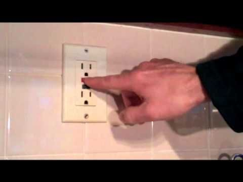 My plugs in the kitchen are not working, Why? How to reset and test a GFCI plug. To learn more about Hassle Free Home Services, Inc. Visit us online at: www....