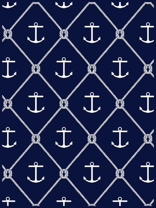 Navy Anchors