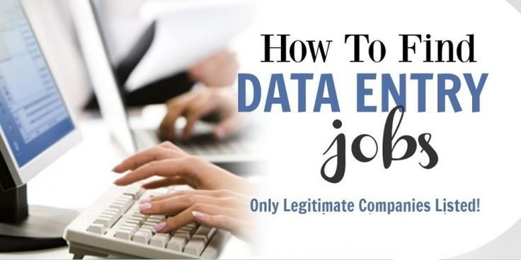 Real data entry clerk jobs are difficult to find. There are thousands of work at home scams online. We only post legitimate companies. The best of the best.
