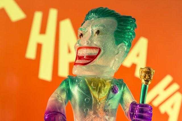 Funko Hikari Joker Shimmer Professional Photos by Jason Yang of Exclu Collective - Tenacious.Ninja - Art Toy Blog