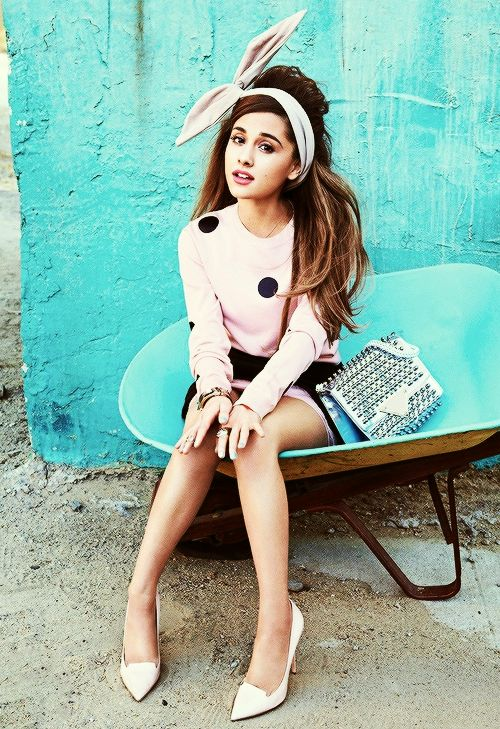 Ariana Grande Covers Complex's December 2013/January 2014 ...
