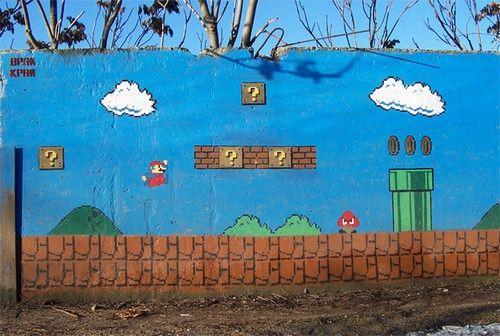 love me some street art...