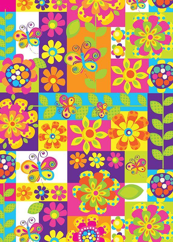 Empaques coloridos y animados para crear los obsequios más hermosos