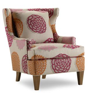 Sam Moore Burke Wing Chair   Elodea Berry   Bring Rich Color And Bold Design  Home With The Sam Moore Burke Wing Chair   Elodea Berry . This Gorgeous  Accent ...
