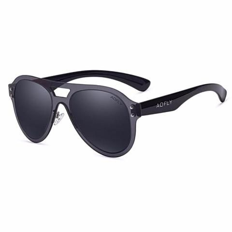 AOFLY Fashion Aviator Women Sunglasses Double-Bridge Lenses Frame.   Poly-carbonate mirror, UV 400 protection and Anti-reflective lenses.  Available in 4 different color lenses combinations to better suite your individual lifestyle.  #EstorilLifestyleStore