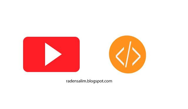 Cara Paling Mudah Memasang Video Youtube Ke Blogspot Youtube Video