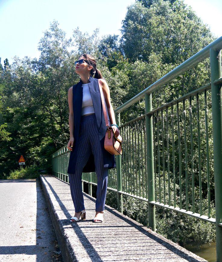 blog post | geometric feeling #blogpost #fashion #contest