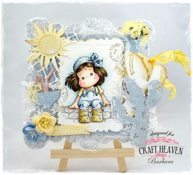 Craft Heaven Shop Inspirational Blog: Welcome Summer..