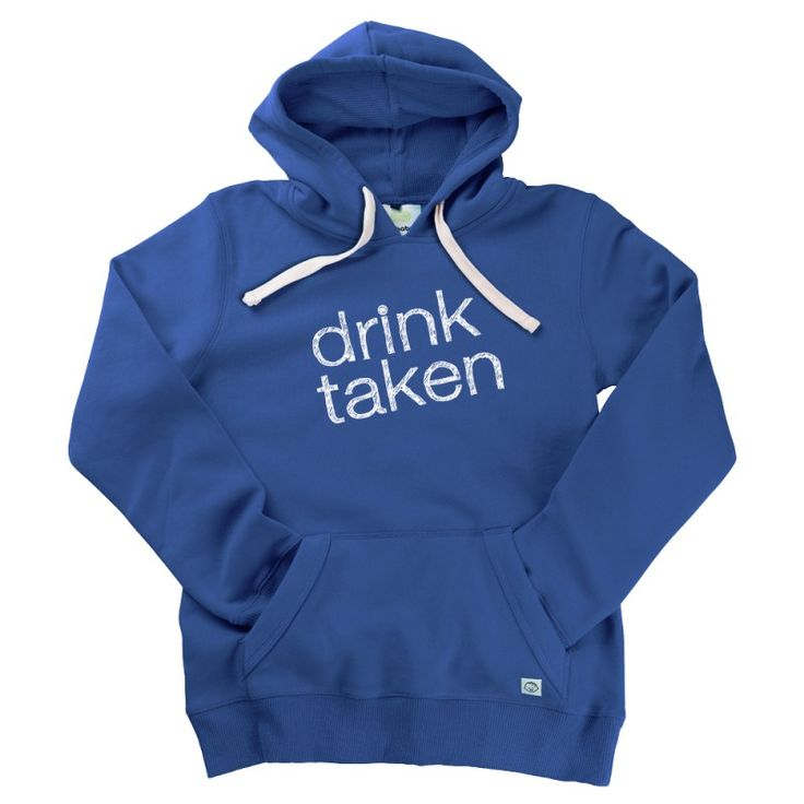 Drink Taken Gent's Hoodie by Hairy Baby