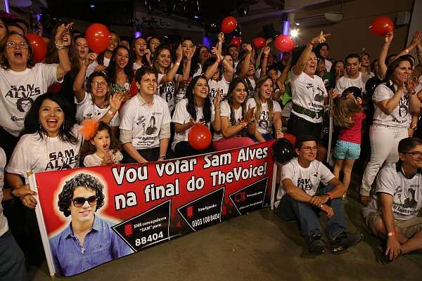 Sam Alves é o vencedor do The Voice Brasil 2013 | O POVO Online