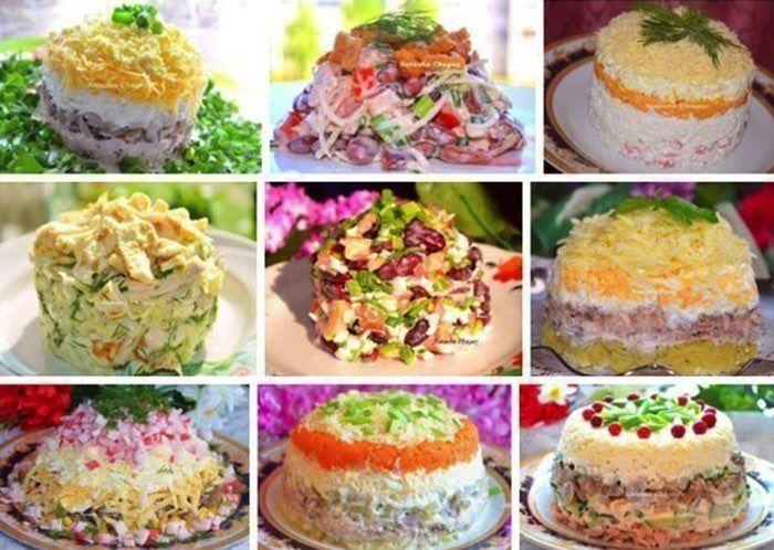 NapadyNavody.sk | 9 receptov na chutné šaláty (všetky pripravíte veľmi ľahko a rýchlo)