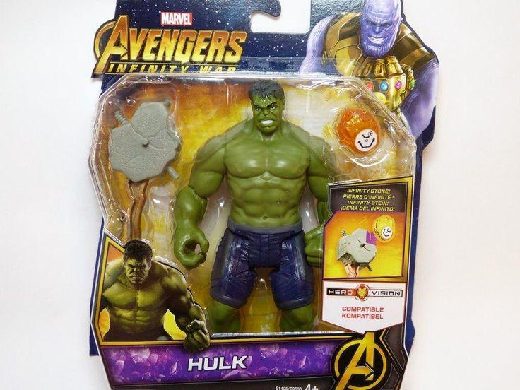 Avengers: Infinity War Hulk Action Figure Review