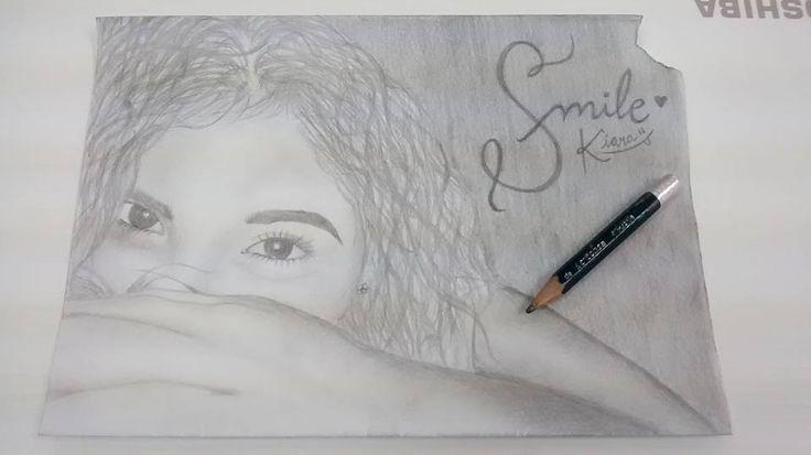 Auto Retrato - Ilustración