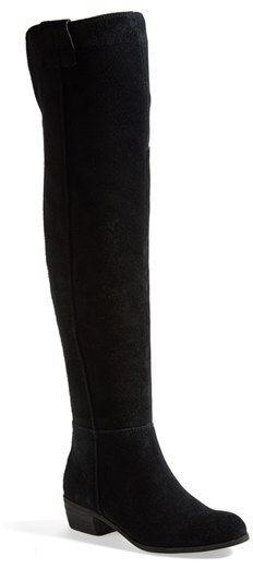 BEAUTIFUL BOOTS! Sam Edelman 'Johanna' Over the Knee Suede Boot