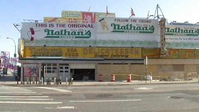 Reporter: Reena Diamante Producer: Nia Hamm  In Brooklyn, you'll find an iconic summer getaway at Coney Island. But, it didn't get away from Superstorm Sandy. It's been six months since the storm. Will Coney Island its landmark shops, amusement parks and beaches be ready in time for the summer? Reena Diamante reports.
