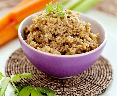 Raw Food Dip (Sesam Dressing)