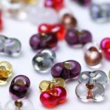 Farfalle Seed Beads | Eureka Crystal Beads