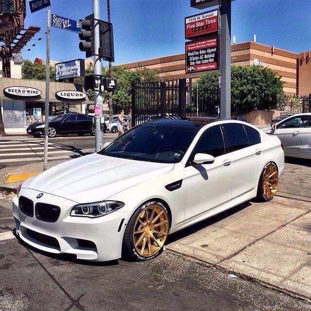 #BMW F10 M5