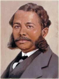 Ruffin, George Lewis (1834-1886)  George Lewis Ruffin was born December 16, 1834 in Richmond, Virginia, the son of free blacks. n 1864 Ruffin served as a delegate to the National Negro Convention in Syracuse, NY where he championed black suffrage...In 1883 he was appointed a judge on the Charlestown, Massachusetts Municipal Court. Ruffin was the first African American to serve in both posts...(please see website) Found on African Heritage City on Facebook