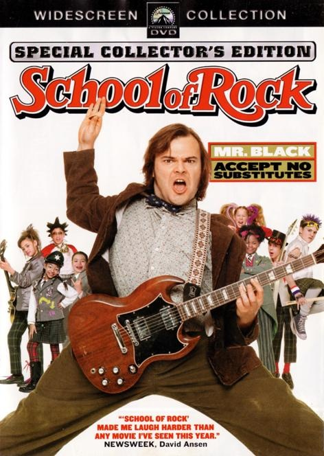The School of Rock (2003) - Click Photo to Watch Full Movie Free Online.