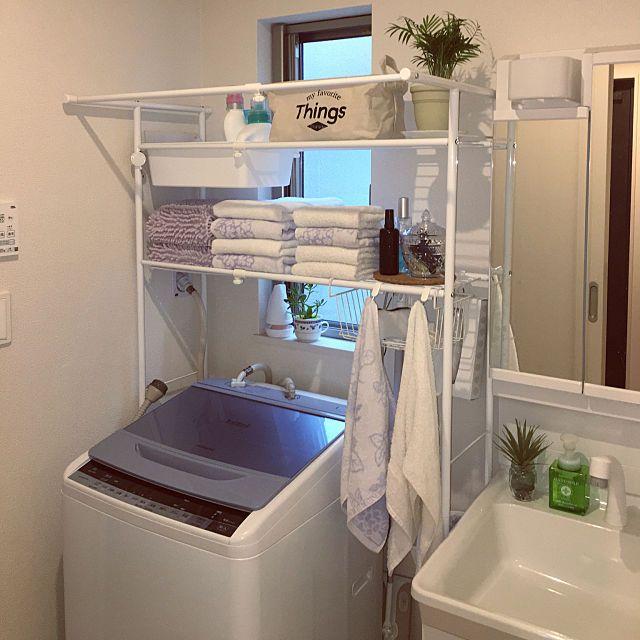 バス トイレ 洗面所 棚 洗面所 収納 洗面所 洗濯機上の棚 などの