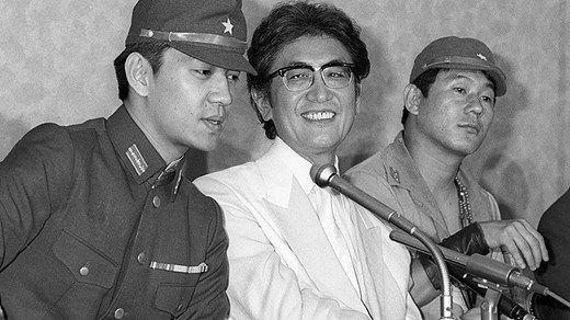 Ryuichi Sakamoto, Nagisa Oshima, Takeshi Kitano