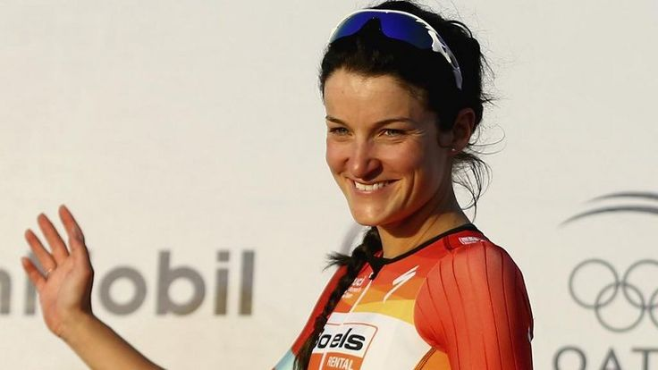 Lizzie Armitstead finished on the podium for the second weekend in succession