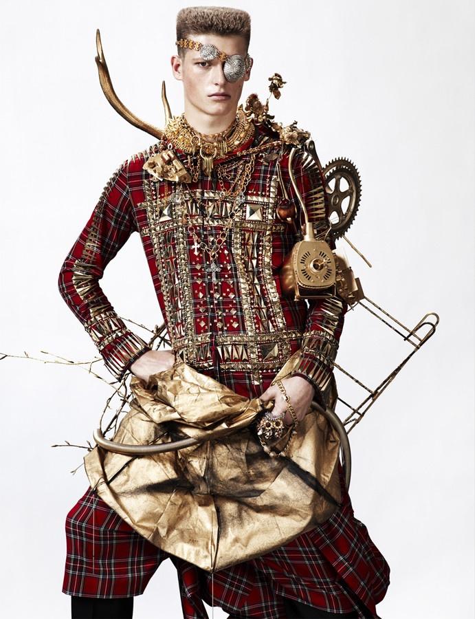 Josh Olins for Vogue