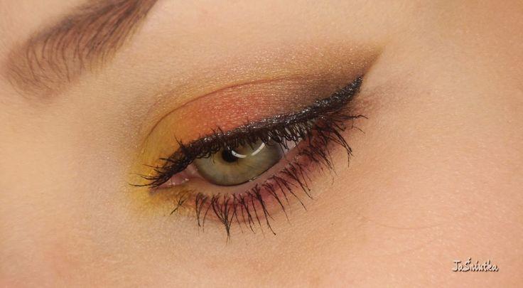 JaŚniutka   makijaż, recenzje : Makijaż wiosenny