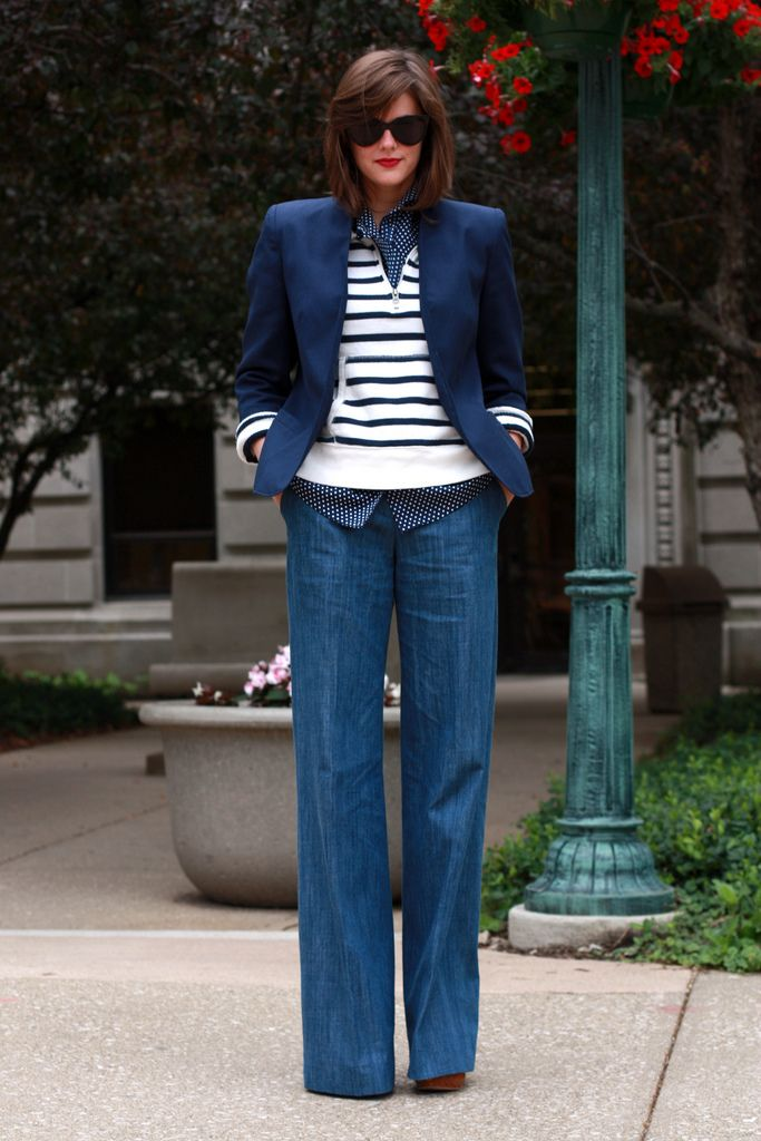 What I Wore: Yacht Club Part II on What I Wore