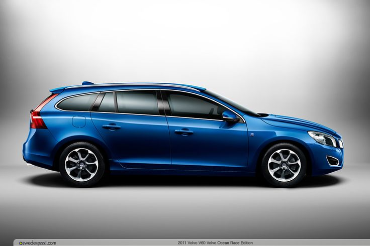 2011 Volvo V60 Ocean Race Edition