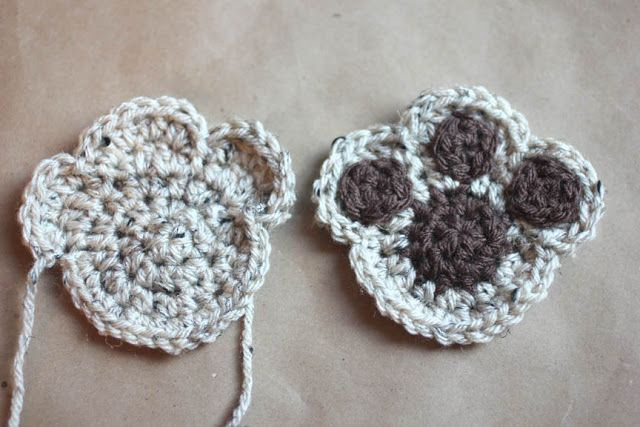 Repeat Crafter Me: Puppy Dog Lovey Blanket Crochet Pattern ... Nice