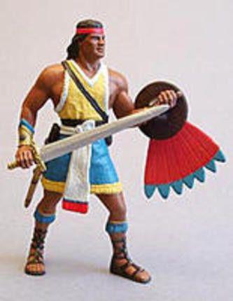Stripling Warrior (6-Inch Vinyl Action Figure)