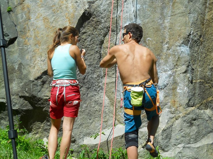 Climbing Ginzling - Fotostream