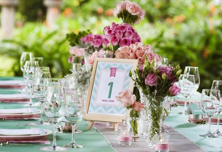 Ide Dekorasi Ciamik Untuk Pernikahan Bertema Garden Party