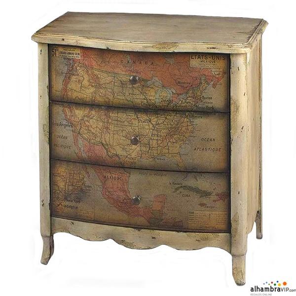 Muebles De Cabaña, Muebles Pintados y Muebles De Pintura De Tiza