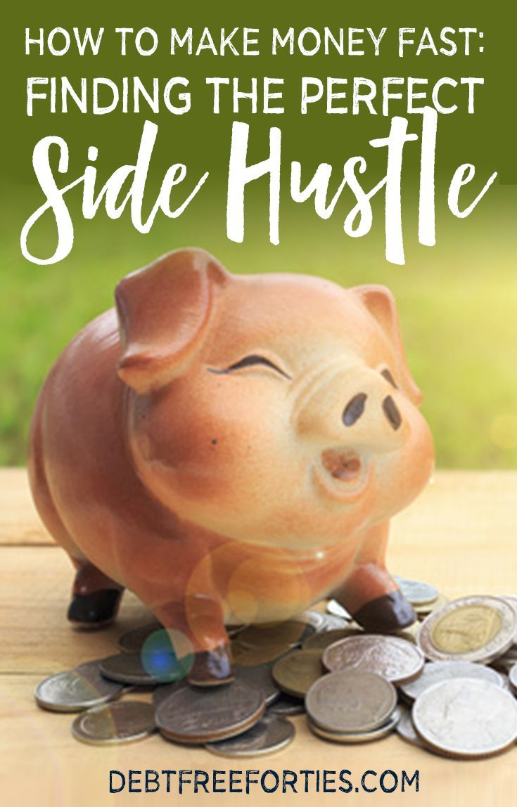 Hustler piggy bank