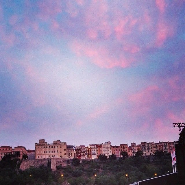 #PortHercule Розовые облака )) Rose clouds in Monaco #montecarlo #monaco #port #castle #beauty #marine #lovemonaco #sky #clouds #happyme #withmylove by djaswinder108 from #Montecarlo #Monaco