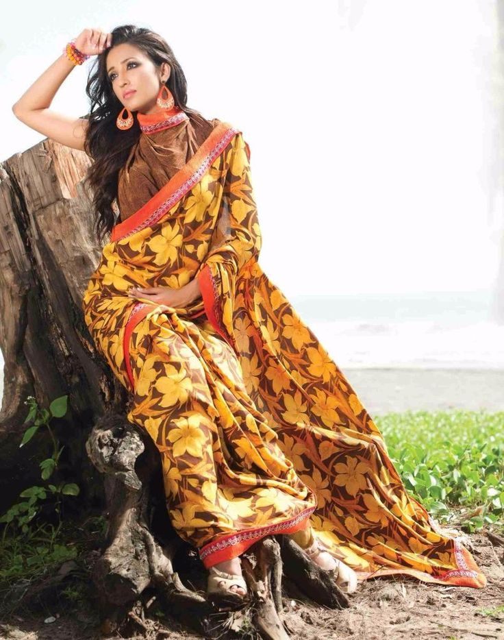 Buy 1 Get 1 Free Pakistani Indian Designer Bollywood Sari Dress Ethnic Partywear #TanishiFashion