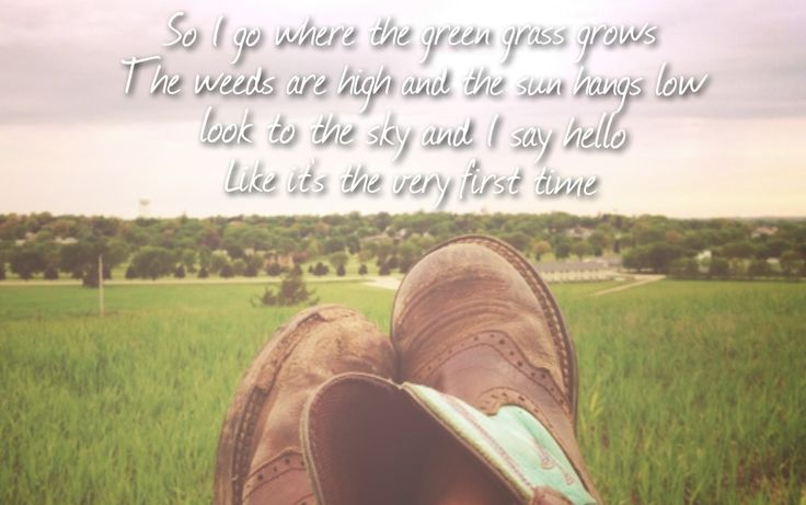 Fall Country Dirt Road Quotes