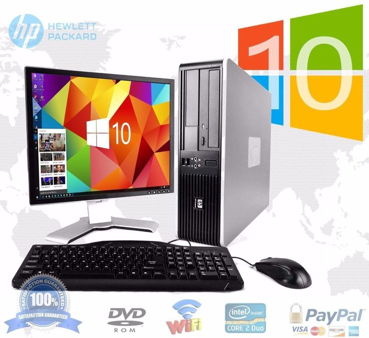59 best computer images by ect data on pinterest windows 10 e bay dell windows 10 optiplex desktop computer tower core2duo 4gb 500gb dvd 19 lcd dell fandeluxe Images