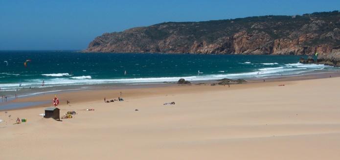 Praia do Guincho, Cascais   The 10 most beautiful beaches on the Lisbon coast - via Lisbon Lux Magazine #Portugal