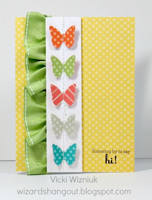 NoteBook Cover. See More. card by Vicki Wizniuk using CTMH Dotty For You  paper