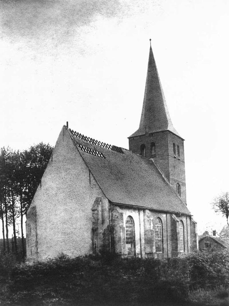 Ouwe toren inclusief de kerk
