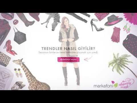 Yeni sezonun en çarpıcı trendi leopar etek, kolayca uygulayabileceğiniz ve tarzınızı ortaya çıkarabileceğiniz 2 farklı stil önerisiyle bu videoda! İyi seyirler!  #markafoni #howto #fashion #video #trend #accessories #style #stil #girl #leopar #dress #etek